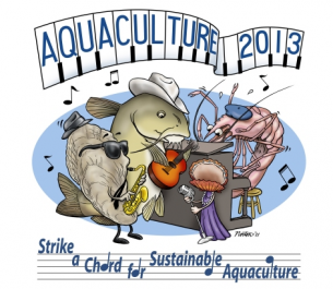 aquaculture conference logo