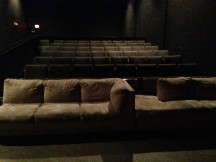 photo of O cinema seating