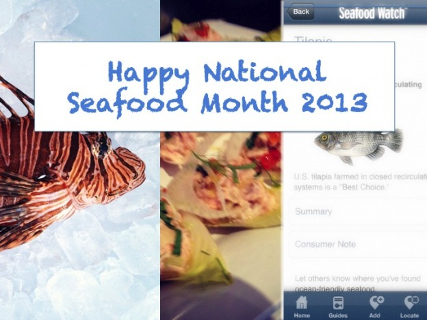 Happy National Seafood Month from FNF