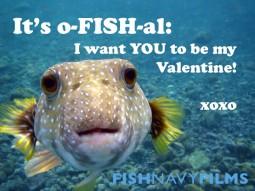 fishy valentine